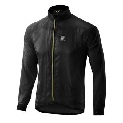 Altura Podium Shell Windproof Jacket Black Size: L