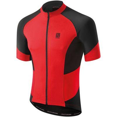 Altura Peloton SS Jersey Red Size: L