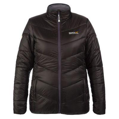 Regatta Ladies Icebound Quilted Jacket Black 14