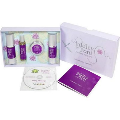Babys First Spa Experience Gift Pack