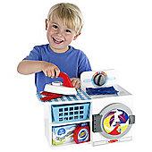 Melissa & Doug Wash, Dry & Iron Play Set
