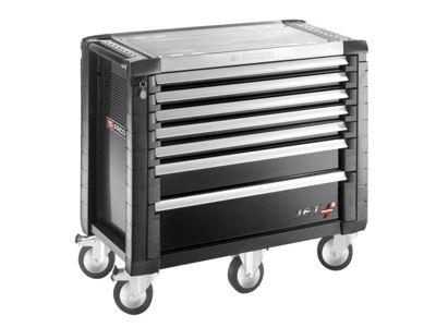 Facom JET.7GM5 Roller Cabinet 7 Drawers Black