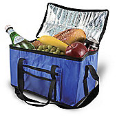 Extra Large 26L Cooler Cool Bag Box Picnic Camping Food Drink Lunch Festival Ice