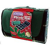 105cm x 135cm Waterproof Picnic Rug