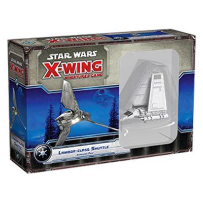 Star Wars X-Wing: Lambda-Class Shuttle Expansion Pack