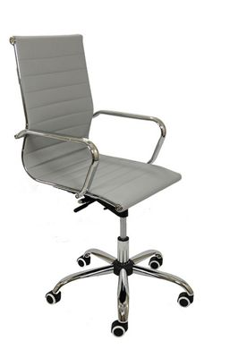 Buy Eames Copy Grey Office Chair From Our Office Chairs Range Tesco - Grey office chair