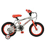 "Falcon Superlite 14"" Boys Bike with Stabilisers"
