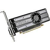 EVGA NVIDIA GeForce GT 1030 SC 02G-P4-6333-KR 2 GB GDDR5 Low Profile PCI Express Graphics Card - Black