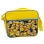 Minions Despicable Me 1 in a Minion Courier Messenger School Bag