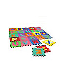 Starmo Children's Soft Eva Foam Alphabet Jigsaw PlayMat