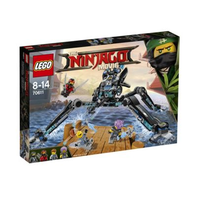 LEGO Ninjago Movie Water Strider 70611