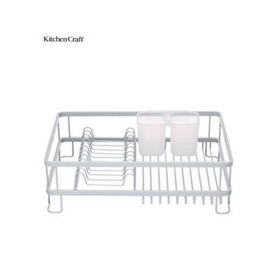 Masterclass Anti-Rust Aluminium Dish Drainer MCDISHALUM
