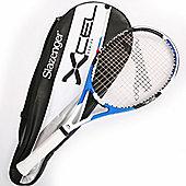 Slazenger Xcel Ultimate Graphite / Titanium Tennis Racket And Cover