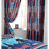 BMX City Curtains 54s