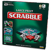 Scrabble Large Print Edition