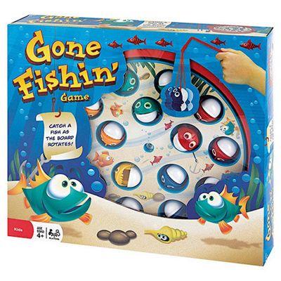 Gone Fishin' Game