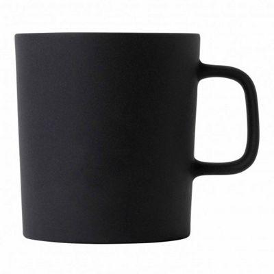 Royal Doulton Barber Osgerby Black Mug