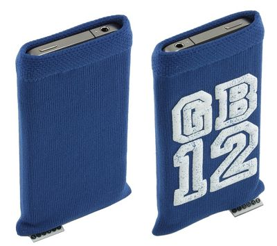 Trendz Universal Smartphone Sock for iPhone, iPod and MP3 - Blue GB 2012