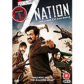 Z Nation: Series 1 DVD 3disc