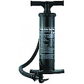 Yellowstone 2L Double Action Piston Air Hand Pump Inflator