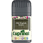 Cuprinol Garden Shades Tester - Old English Green- 50ML