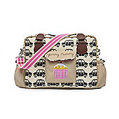 Pink Lining Yummy Mummy Changing Bag (Black Cabs)