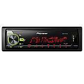 Pioneer Car Stereo/Headunit│Radio│Bluetooth│USB│Aux│Direct iPod/iPhone & Android