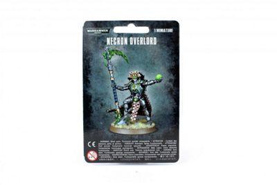Warhammer Necron Overlord Model Kit