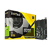 Zotac GeForce GTX 1050 2GB Mini Graphics Card