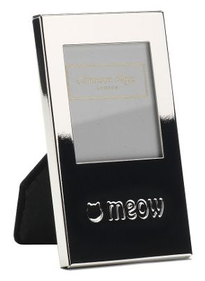 Addison Ross Pets Photo Frame Meow Cat Frame