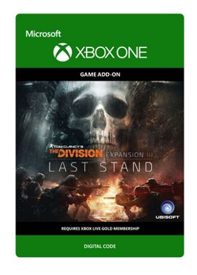 The Division: Last Stand DLC (Digital Download Code)