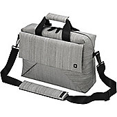 """Dicota Carrying Case (Briefcase) for 43.2 cm (17"""") MacBook, Notebook, Tablet PC - Grey"""