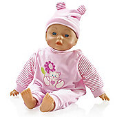 Bambolina Bebe 34cm Talking Doll