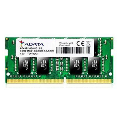 ADATA Premier 8GB (1 x 8GB) Memory Module 2133MHz DDR4 SO-DIMM