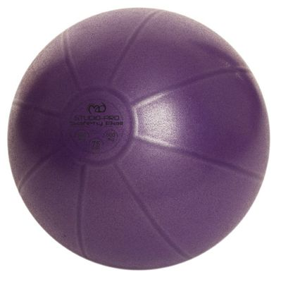 Pilates-MAD Studio Pro 500kg Anti Burst Ball & Pump (Purple 55cm)
