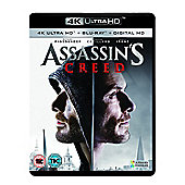 Assassin's Creed 4K Ultra HD Blu-ray