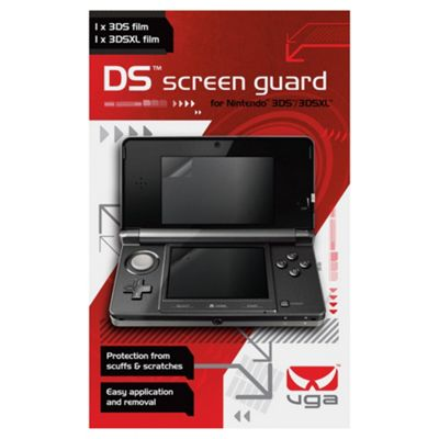 3DS/3DS XL Screen Protector