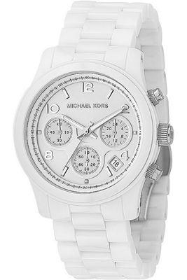 Michael Kors Ladies Ceramic Watch MK5161