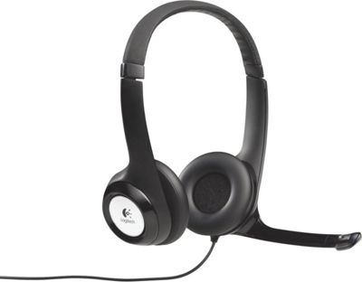 Logitech 981-000406 USB Headset H390
