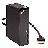 Lenovo ThinkPad OneLink Dock Black