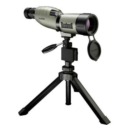 Bushnell Natureview Spotting Scope│Fogproof &Waterproof│15-45x 50mm BaK-4 Prisms