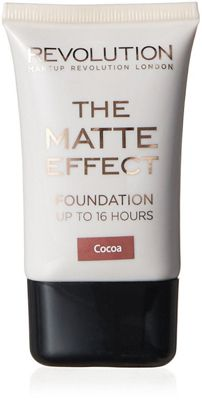 Makeup Revolution The Matte Effect Foundation 25ml - Cocoa