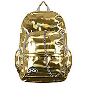 Chok Gold Holographic Backpack