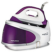 Morphy Richards 330018 Steam Generator Purple