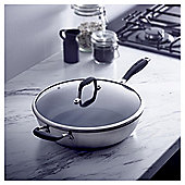 Go Cook Stainless Steel Saute Pan 28cm