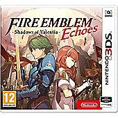 Fire Emblem Echoes - 3DS