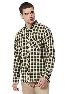 Regatta Mens Lazka Shirt - Green