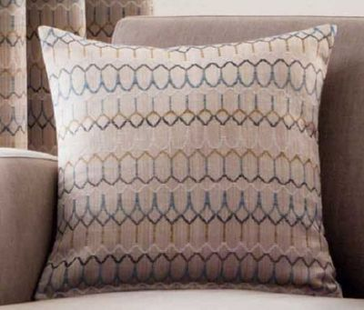 Carnite Teal Cushion Cover 43cm/17