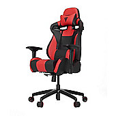 Vertagear Racing Series S-Line SL4000 Gaming Chair - Black / Red Edition