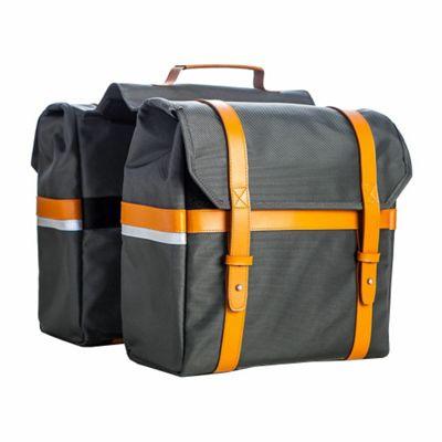 Walco City Chic Commuter Bike Rear Double Pannier Luggage Bag